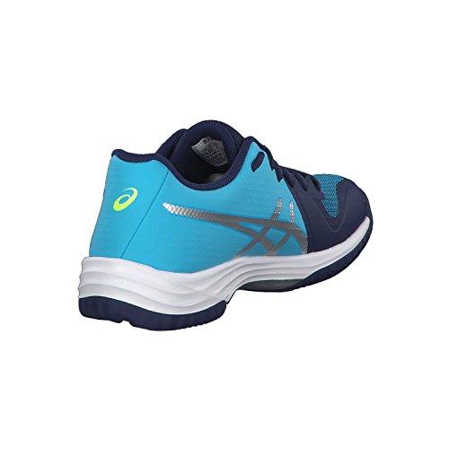 Indigo 400 Scarpe Pallavolo Silver Tactic Blu Asics Blue Gel Donna Volleyballschuh da qt8XP8