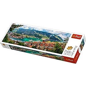 Puzzle 500 Panorama Kotor Montenegro