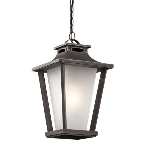 Kichler 49663WZC One Light Outdoor Pendant by Kichler