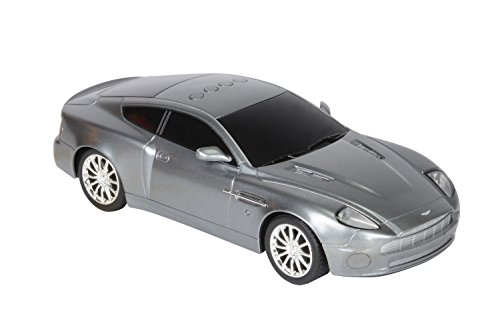 Toy State James Bond Light and Sound Street Agent Secret Agent: Aston Martin Vanquish V12 (Die Another Day) (Styles May Vary) (Discontinued by manufacturer)