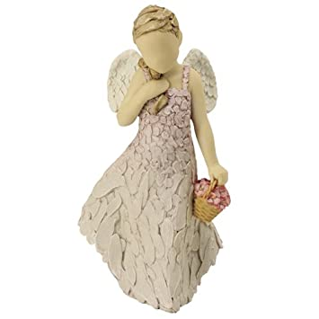 More Than Words Friends Are Angels Angel Figurine by Arora Design Ltd