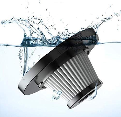 WNTHBJ Aspirateur À Main sans Fil Voiture Aspirateur, Aspirateur Rechargeable De Voiture, avec 4500PA Double Usage Aspirateur