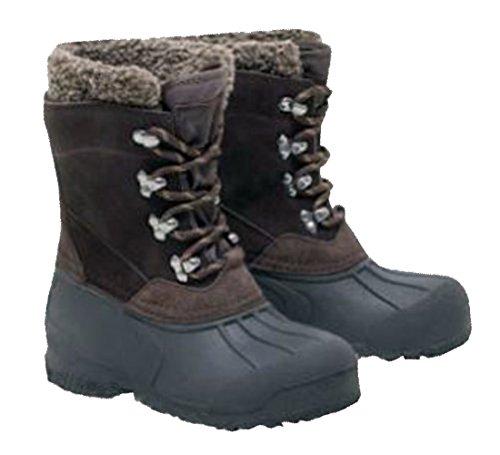 Kinder Canadian Boots Winterstiefel 31 braun