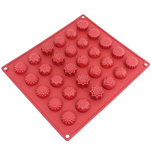 freshware-cb-120rd-30-cavity-silicone-flower-mold-for-making-homemade-chocolate-candy-gummy-jelly-an