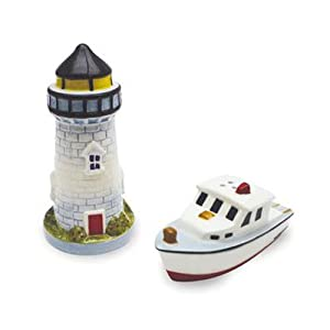 41Xs-xyzB3L._SS300_ Beach Salt and Pepper Shakers & Coastal Salt and Pepper Shakers