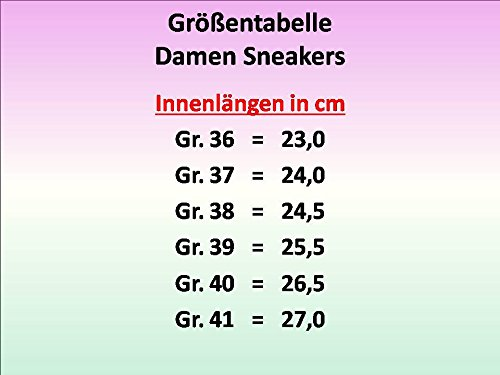 gibra , Baskets pour femme grau/lachs