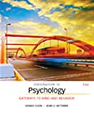 img - for Introduction to Psychology: Gateways to Mind and Behavior (MindTap Course List) book / textbook / text book