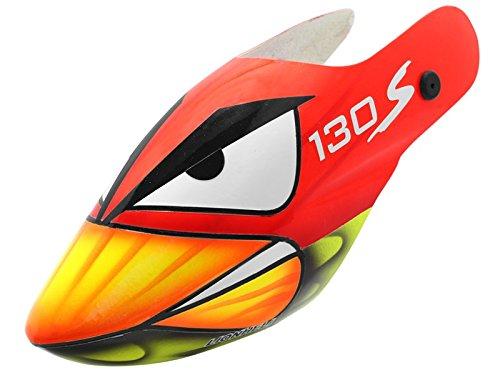 Blade 130S 130S-CS-LA01 Rakon LIONHELI Fiberglass Canopy-Angry Bird 01