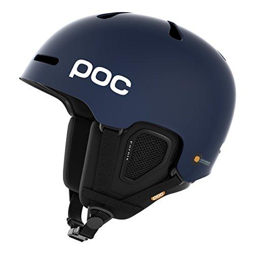 POC Fornix Ski Helmet, Lead Blue, X-Large/XX-Large - 59-62