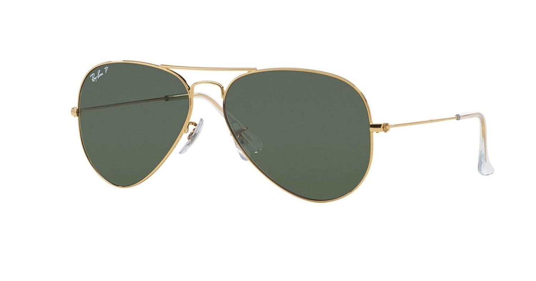 ray ban polarized sunglasses aviator