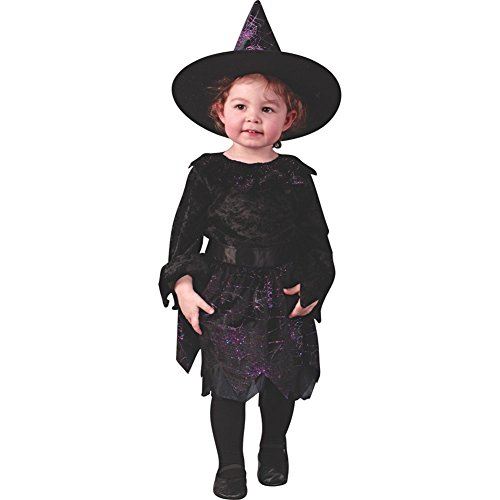 Morris Costumes Witch Spiderweb Glitter Tod Lg (Glitter Spider Witch Web)