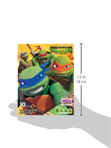 Betty Crocker Teenage Mutant Ninja Turtles - Juego de 10 ...