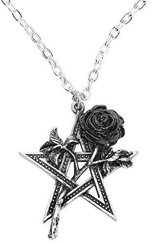Alchemy Gothic Halloween Party Jewelry Ruah Vered Pendant -