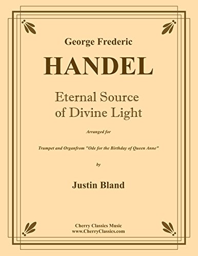 Eternal Source of Light Divine for Trumpet and Organ (Eternal Source Of Light Divine Sheet Music)