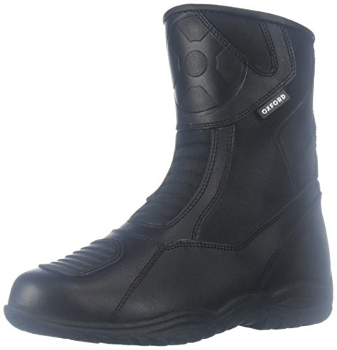 Motorcycle Boots For Short Men - 8