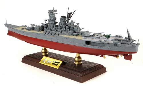1/700 完成品 日本 WWII Japan Yamato ダイキャスト 戦艦 B07SQJ5DB9