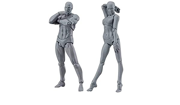 Wildlead 2.0 Body Kun Doll PVC Body-Chan DX Set Figura de acci/ón Modelo para SHF