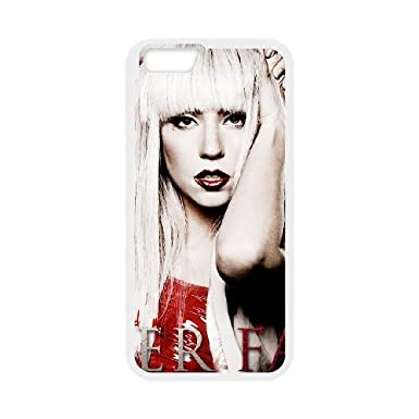 the best attitude ceee5 6ea30 D-PAFD Lady Gaga Phone Case For iPhone 6 Plus (5.5