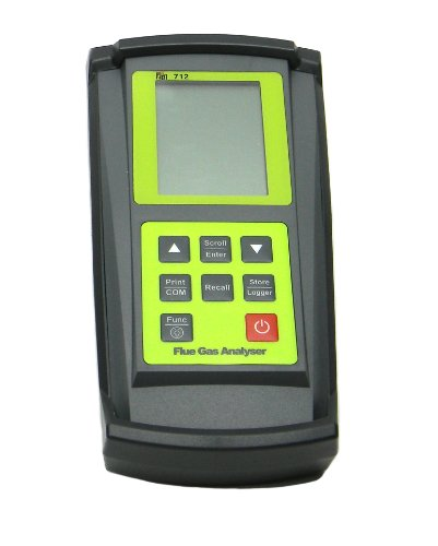 TPI 712A740OIL Combustion Efficiency Analyzer with Infrar...