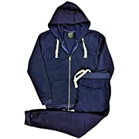 Royal Threads Men Fleece Jogger Suit Outfit
