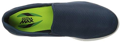 Skechers Performance Mens Vai Flex 2 Complete Walking Shoe Navy / Grigio