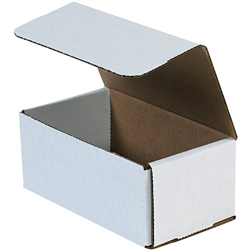 BOX USA BM743500PK Corrugated Mailers, 7