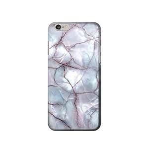 "Dark Blue Marble Texture Graphic Print 5.5 inches iPhone 6 Plus Case,fashion design image custom iPhone 6 Plus 5.5 inches case,durable iPhone 6 Plus hard 3D case cover for iPhone 6 Plus 5.5"", iPhone 6 Plus Full Wrap Case"