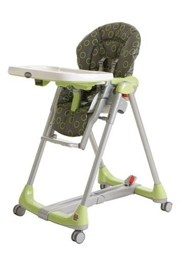 Miraculous Peg Perego Prima Pappa Diner In Bubbles Green Discontinued By Manufacturer Machost Co Dining Chair Design Ideas Machostcouk