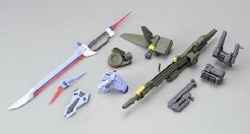 (Gundam - Launcher Striker/Sword Striker Pack for Aile Strike Gundam Ver.RM (MG))