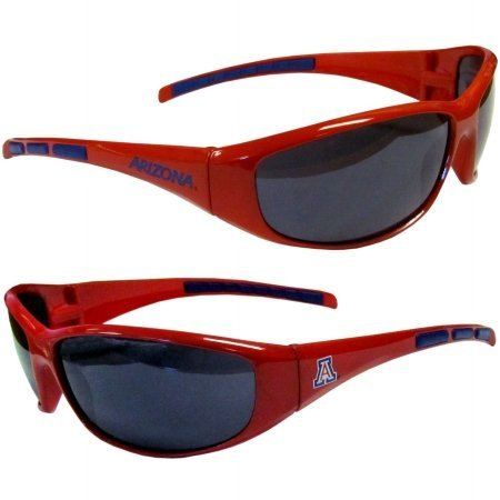 - Siskiyou Arizona Wildcats Wrap Sunglasses