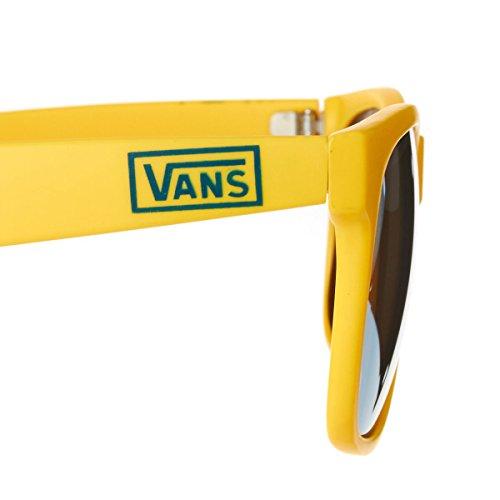 Vans M SPICOLI 4 SHADES - Lunettes de Soleil - Homme Saffron Mirrored lens
