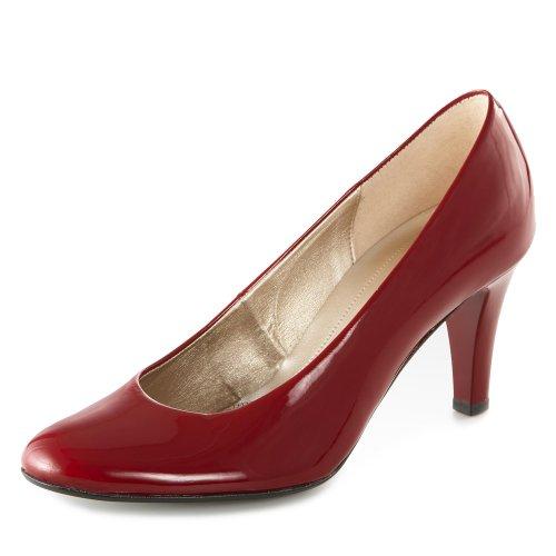 Gabor Lavender, Women's Court Shoes Rosso (Rouge Laque)