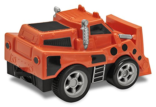 Kid Galaxy Squeezable Remote Control Dump Truck Assorted Colors 10907 Toddler RC Construction Toy