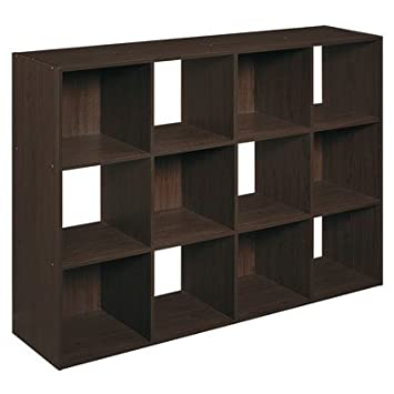 Cubeicals 35u0026quot; Cube Unit Bookcase By ClosetMaid