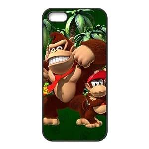 iPhone 4 4s Cell Phone Case Black Super Smash Bros Donkey Kong JNR2211190