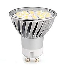 SMD LED MR16 GU10 120V/220V 5000K DayLight Dimmable