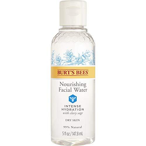 Burts Bees, Facial Water Intense Hydrations Nourishing, 4 Ounce