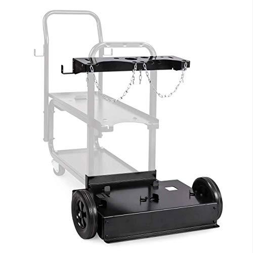 (Miller 301454 Dual Cylinder Rack Conversion Kit For Cart 301239)
