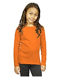 Monag Girly Long Sleeve Toddler T-Shirt