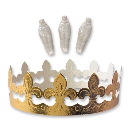 10 Kronen und 10 Könige