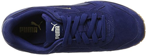 Sd UK azul 9 azul Adultos Unisex 'Runner Puma Profundidad Negro Shoes Running Blue tn6aT78qw