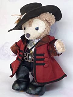 Duffy ダッフィー シェリーメイ パイレーツ 女海賊 コスチューム 衣装 コスプレ
