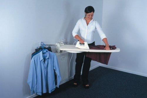 LifeStyle OSU-01 Full Wall Mounted Ironing Center by Lifestyle