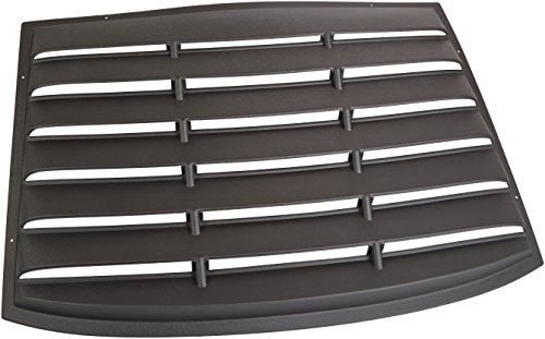 - Willpak Industries 1557 ABS Car Louver for Chrysler/Dodge