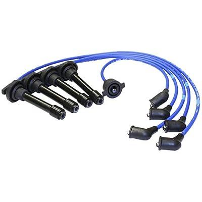 NGK (9578) RC-HE62 Spark Plug Wire Set: Automotive