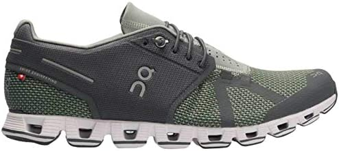 ON Cloud Men s Road-Running Sneakers – Rock Leaf 9.5, Rock Leaf