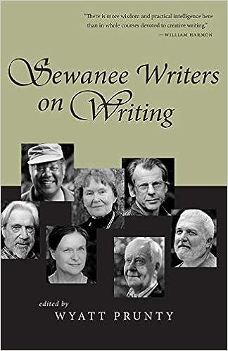 Amazon com: Sewanee Writers on Writing (Southern Literary