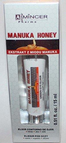 A Mincer Pharma Manuka Honey Extract Under Eye Elixir,  5 Oz