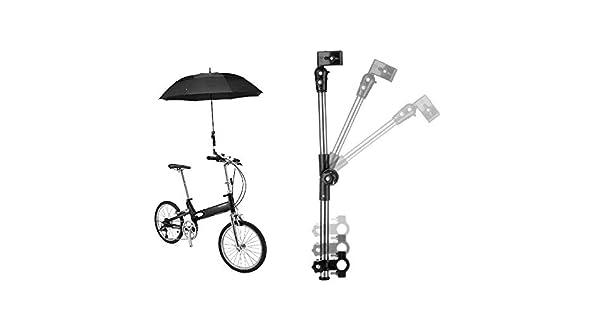 Amazon.com: flexzion bicicleta paraguas soporte conector ...