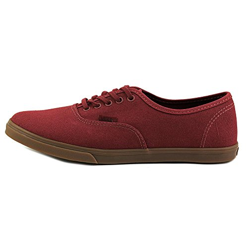 Authentic Red Vans Vans Authentic Gumsole Oxblood Oxblood Gumsole Red wXx6Aqq8v